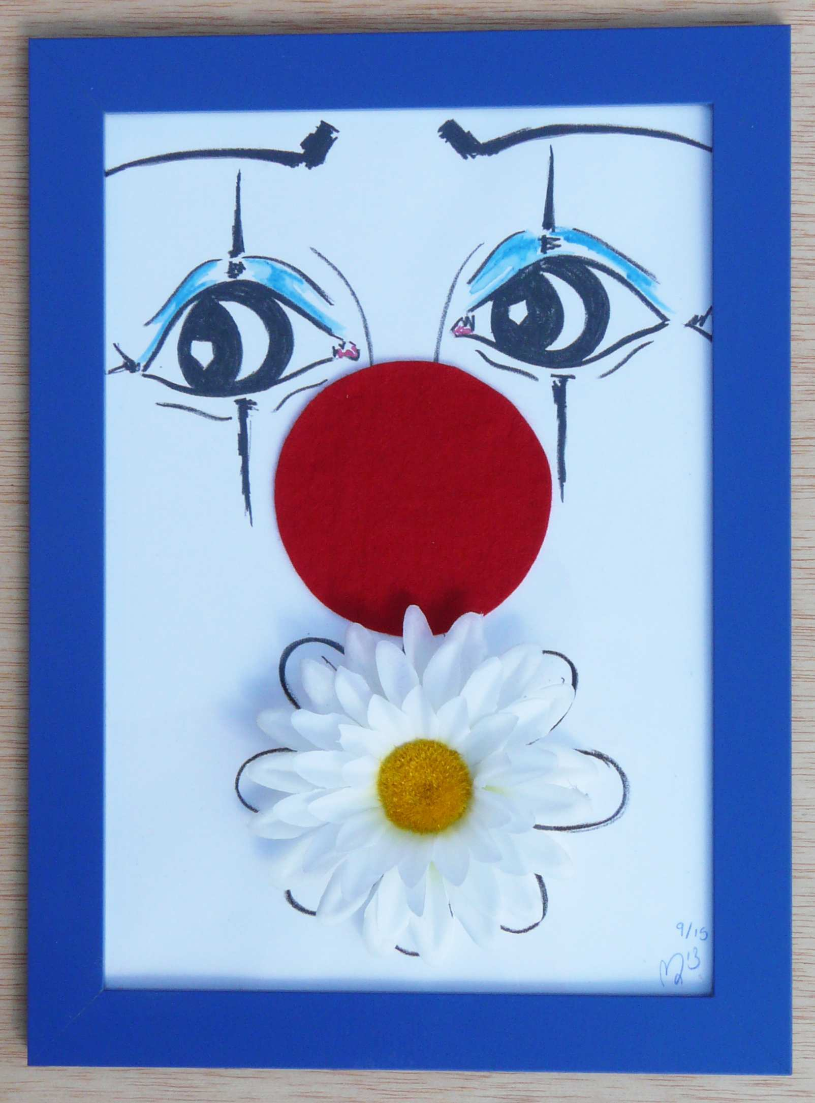 Payaso-flor